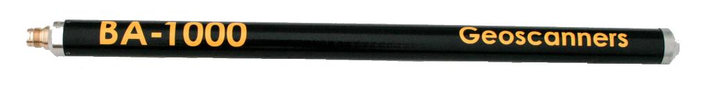 Ryc. . Antena otworowa serii BA produkcji Geoscanners AB (materiały Geoscanners AB)