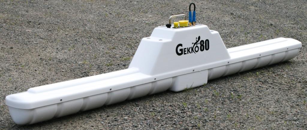 Antena nieekranowana Gekko 80 produkcji Geoscanners AB